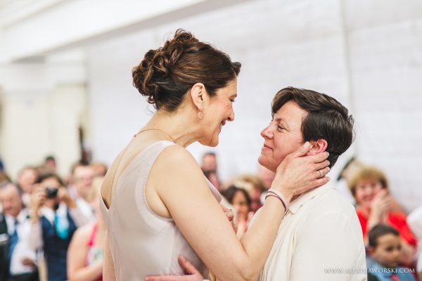 Pembroke Lodge Wedding Photographer - Liz and Selina
