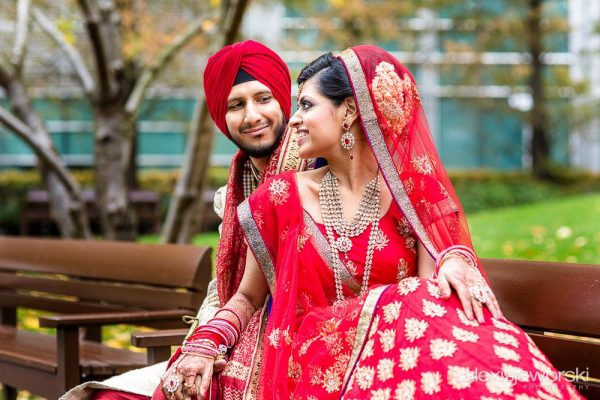 Sikh Wedding Photographer London - Jess & Suresh