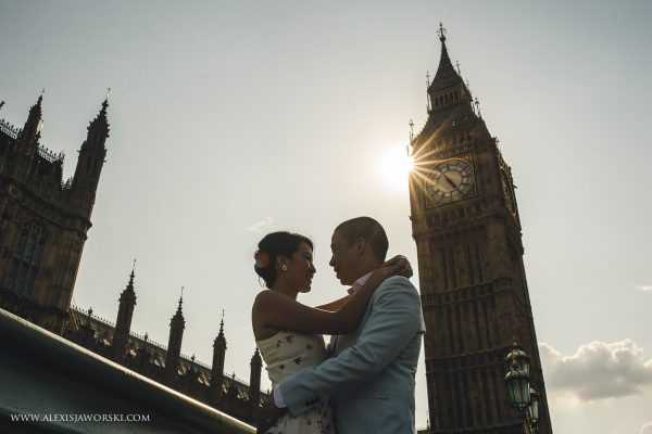 International Engagement Shoot in London